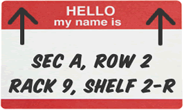 How To Make Good Labels For Inventory Locations - Clearly