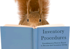 Employees must understand inventory procedures